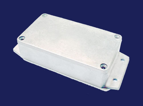 Die Cast Aluminium Enclosure