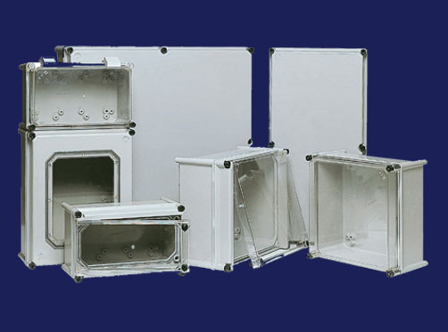 Polyester Enclosure
